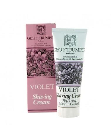Geo.F. Trumper Violet Soft Shaving Cream 75 ml