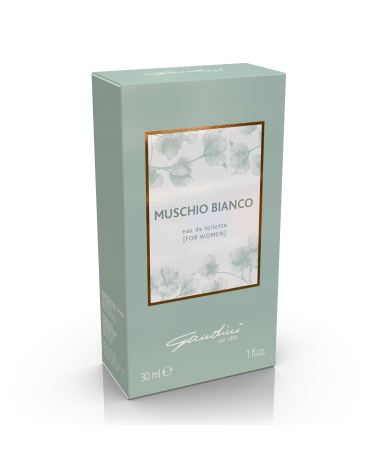 Gandini Muschio Bianco Eau de Toilette 30 ml