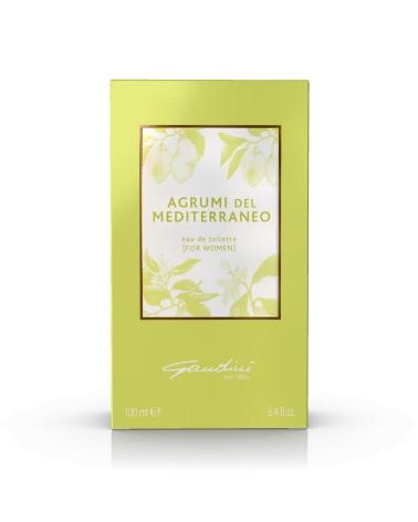 Gandini  Agrumi el Mediterraneo Eau d Toilette 100 ml