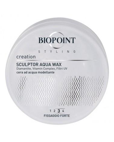 Biopoint STYLING Sculptor Aqua Wax 100ml