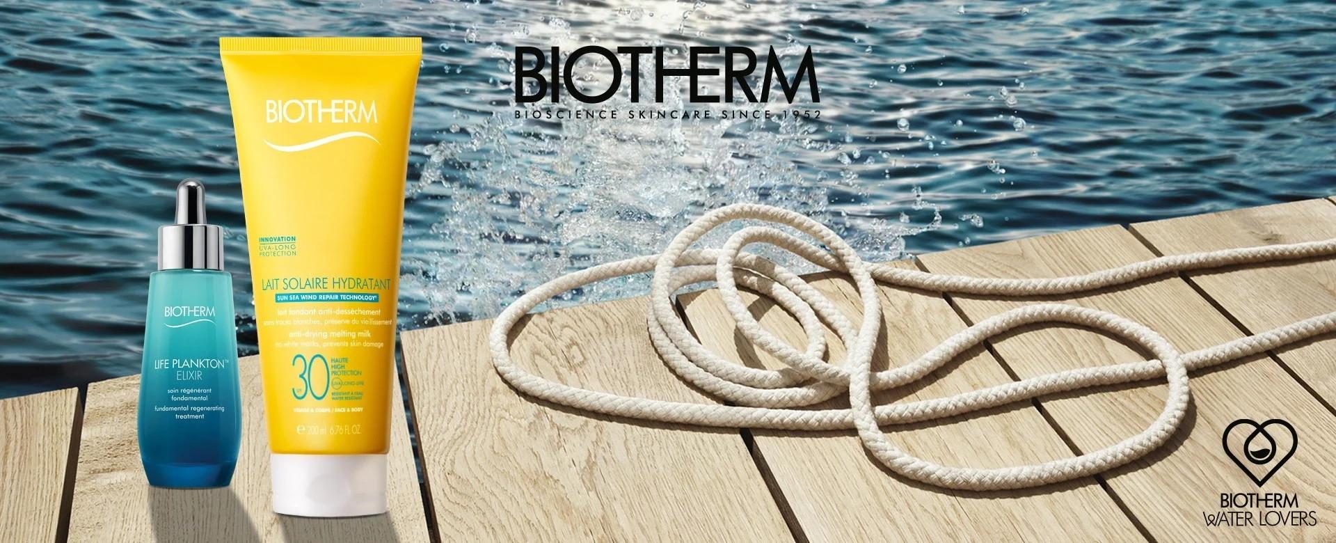 Biotherm per Comar Profumerie